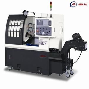 Компактные токарно-револьверные центра Jinn FA JCL-52T