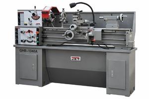 JET GHB-1340A - Токарно-винторезный станок, диаметр 330 мм., рмц-1015 мм.