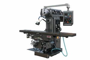 JET JUM-1464 DRO - Широкоуниверсальный фрезерный станок (стол 1600х360 мм., Мощность 4,37 кВт.)