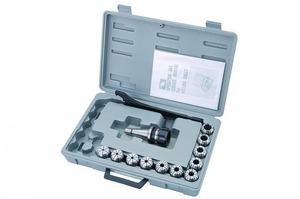 Цанговый патрон ISO30/ER32 с набором из 12 цанг 3-20 мм