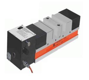 Пневматические прецизионные тиски высокого давления Partner JPS-6-100