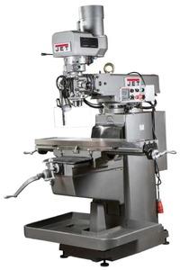 JET JTM-1254EVS - Универсальный фрезерный станок (стол 300х1372 мм., Мощность 3,75кВт.)
