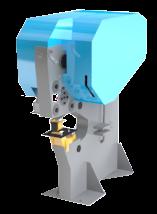 Пресс для пробивки отверстий КБ1931 (Усилие 125 тн)