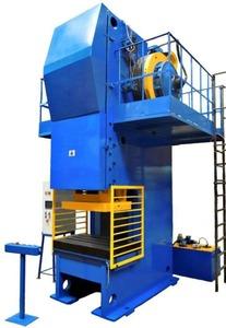 Пресс кривошипный КД2134, КЕ2134, КИ2334 (усилие - 250 тн., стол - 1120х750 мм.)