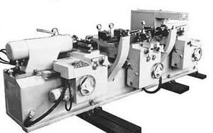 КЖ-1841 - Станок колесотокарный