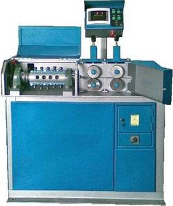 Команд 3/10 - Правильно-отрезной автомат, диаметр проволоки 3 - 10 мм.