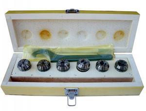 Комплект цанг ER25 (3-16мм/14шт)