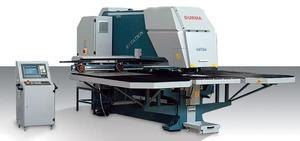 Координатно-просечные прессы DURMA RP Series, модели RP6, RP9