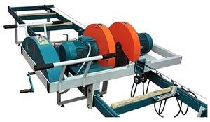 Кромкообрезные  двухпильные станки ЦОД - 450/ 500 - ЦОД -450/ 500 ( Дисковые пилы 2 шт., диаметр 450/ 500 мм.)