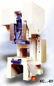 Прессы однокривошипные простого действия открытые усилием от 10 до 63 тс включительно КС2119-8У