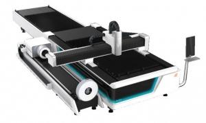 Установка лазерной резки круглых и профильных труб Bodor E3015T3-1000W MAX со сменным столом