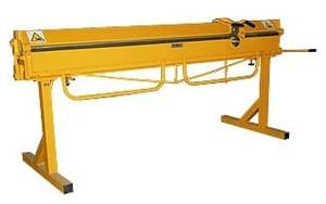 Листогибочный станок MetalMaster LBA 3007