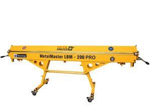 Листогибочный станок Metal Master LBM - 200 PRO
