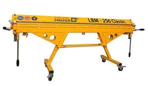 Листогибочный станок Metal  Master LBM - 250 Classic