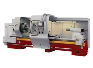 LCC1250/2000, Токарные станки с ЧПУ, диаметр обработки 1320 мм., рмц 2000 мм.