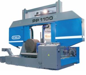 PP 1100 - Ленточнопильный станок, диаметр круглой заготовки 1100 мм
