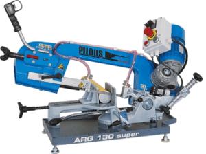 Ленточнопильный станок Pilous ARG 130 Super TK