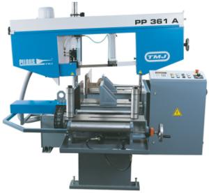PP 501 CNC - Ленточнопильный станок , диаметр круглой заготовки 400 мм