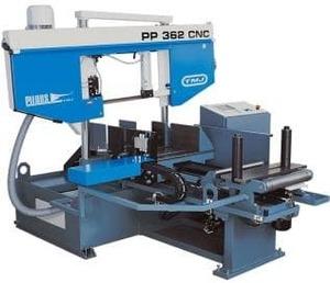 PP 502 CNC - Ленточнопильный станок, диаметр круглой заготовки 500 мм