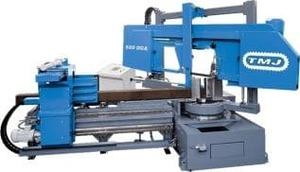 PP 620 DG CNC - Ленточнопильный станок, диаметр круглой заготовки 450 мм