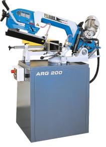 ARG 200 - Ленточнопильный станок, диаметр круглой заготовки 200 мм