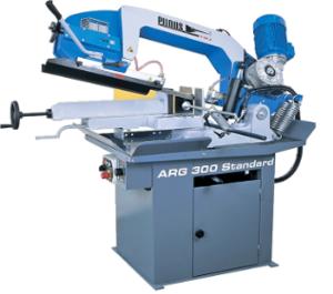 ARG 300 HF - Ленточнопильный станок, диаметр круглой заготовки 300 мм