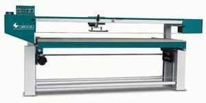 GL 25 - Ленточный шлифовальный станок ( Длина 2500 мм ) GRIGGIO, Италия