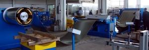 ЛППР 150Т - Линии резки металла