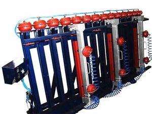 ЛТТ6013-1П - Пресс для бруса, Китай