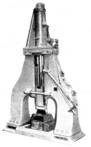 М1343 - Молоты штамповочные паровоздушные