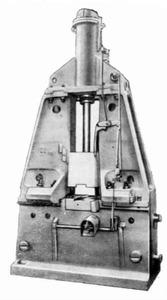 М2143 - Молоты штамповочные паровоздушные