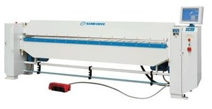 MAB 200 - Электромеханические листогибы SCHECHTL