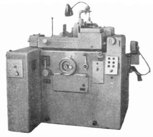 МВ13 - Резьбошлифовальный станок