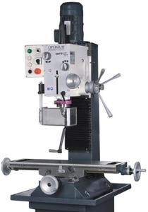 Optimum MB4 - Станок универсально-фрезерный настольный (стол 800 х 240мм., Мощность 1,1/1,5 кВт.)