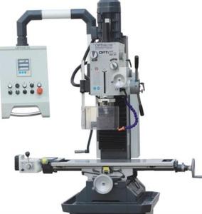 Optimum MB4P - Станок универсально-фрезерный настольный (стол 800 х 240мм., Мощность 1,1/1,5 кВт.)