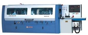 Четырехсторонние станки с универсальным шпинделем  MBW523B (шп.5, сечение 230*160 мм, мощность 38,25 кВт, n=6800 об/мин, m= 6000 кг) Qing Cheng Machinery, Китай