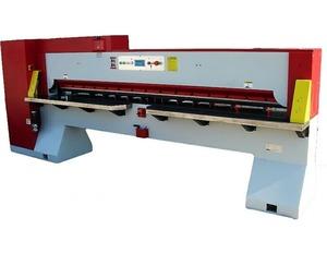 Гильотины для шпона MDQ310 (Длина обрабатываемого шпона до 3100 мм)