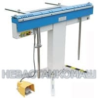 Электромагнитный листогиб Metal Master MEB 2500