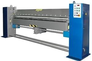 МГЛ-2503 - Листогибочная машина, лист 2500х2,5 мм