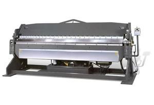 Электромеханические и гидравлические листогибы MetalMaster MFH 4012