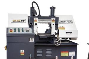 Ленточнопильный двухколонный станок Metal Master MGH-300