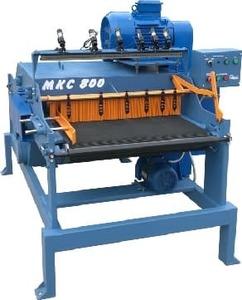 Кромкообрезной станок МКС-800 ( Мощность 15 кВт, просвет 800 мм, H max= 85 мм. )