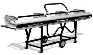 MM 1251 Листогибочный станок Van Mark MetalMaster Commercial  (толщина 0,7 мм, длина 2 м; 2,6 м; 3,2 м; 3,8 м; 4,4 м)