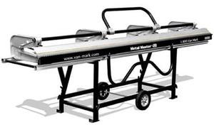 MM 1451 Листогибочный станок Van Mark MetalMaster Commercial  (толщина 0,8 мм, длина 2 м; 2,6 м; 3,2 м; 3,8 м; 4,4 м)