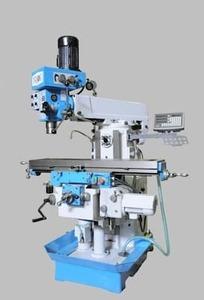 Triod MMF-50DF- Вертикально сверлильно-фрезерный станок (стол1120х160 мм., Мощность 2.2 кВт.)