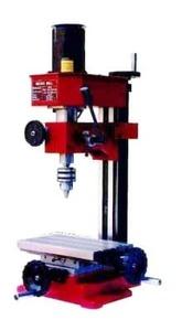 Triod MMS-20E - Настольный сверлильно-фрезерный станок  (стол 240х145 мм., Мощность 0,15 кВт.)