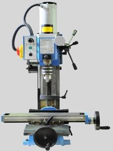 Triod MMS-25E - Настольный сверлильно-фрезерный станок  (стол 400х90 мм., Мощность 0,35 кВт.)