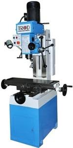 Triod MMT-50F- Вертикально сверлильно-фрезерный станок (стол 800х240 мм., Мощность 1,5 кВт.)