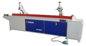 Полуавтоматический пресс для сращивания заготовок по длине МН1560