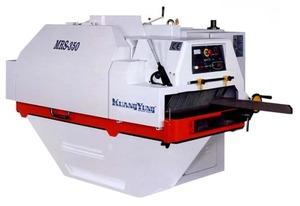 MRS-350A - Многопильный станок (Макс. толщина  135 мм, макс. ширина 350 мм, макс. диаметр пилы 405 мм.)